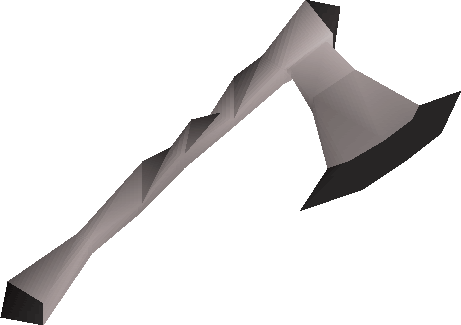 3rd age axe